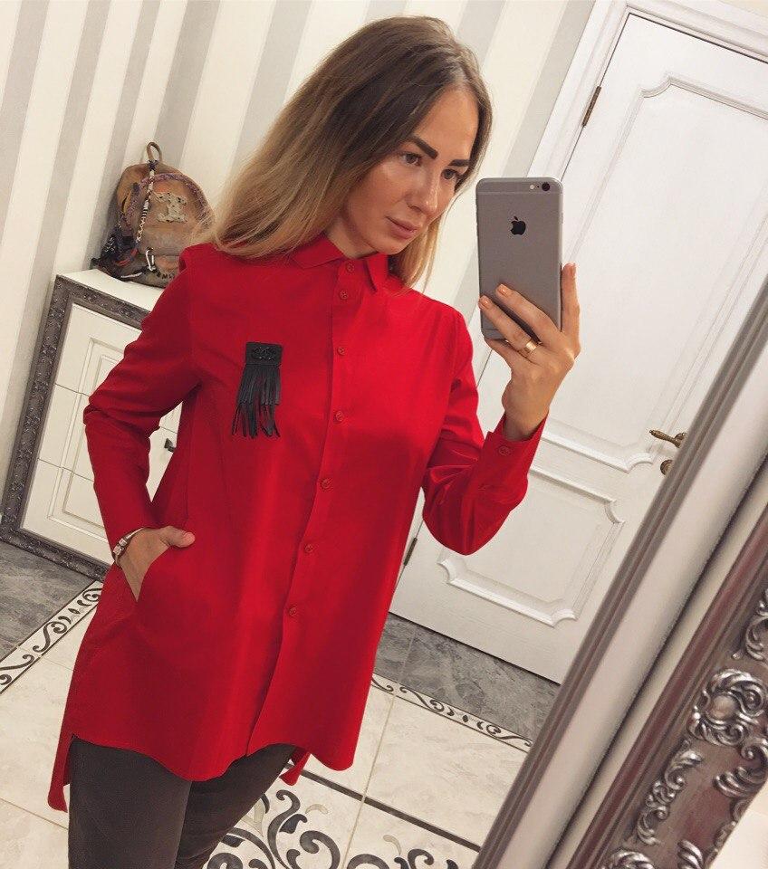 Рубашки женские оптом 29083183 03-1