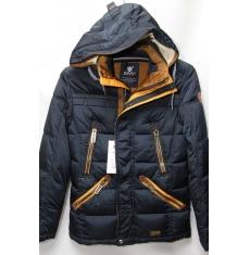 Куртка подростковая зимняя оптом 0412975 351