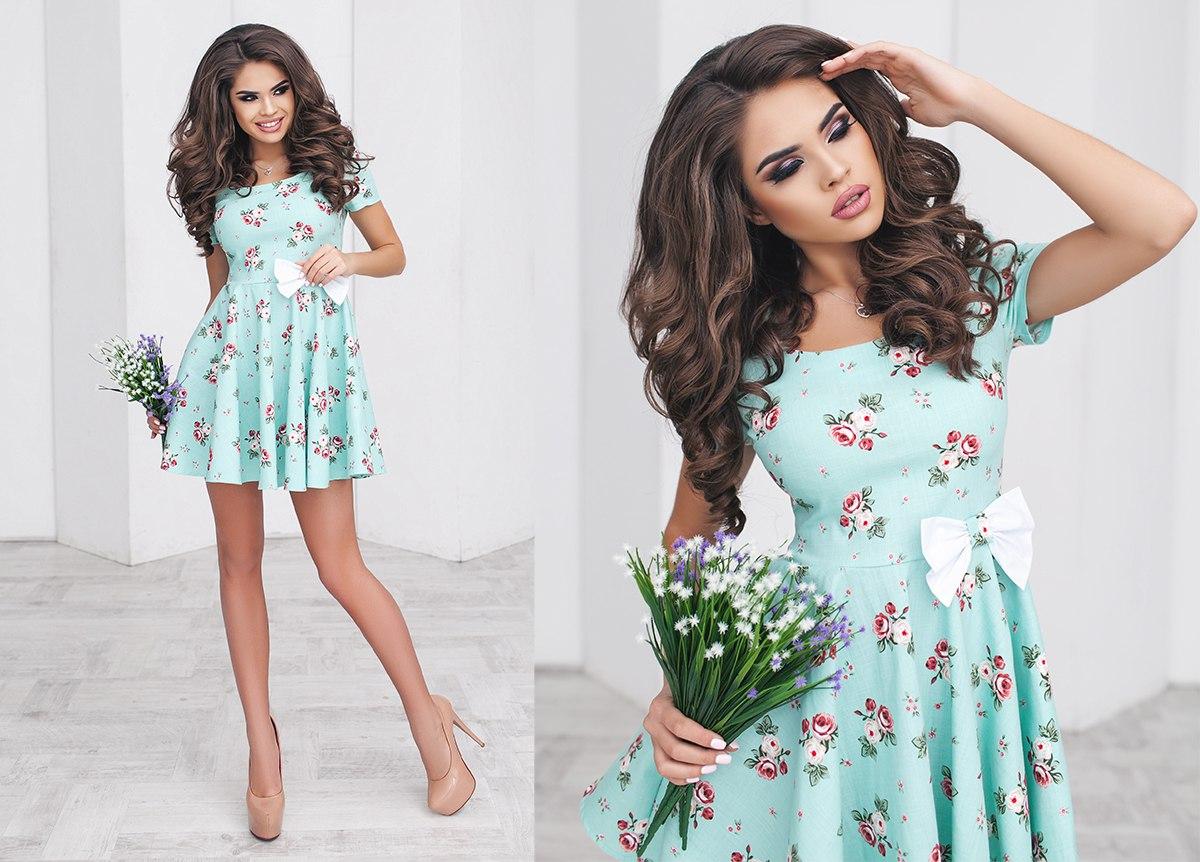 Платья  женские оптом 01034801 1103-16