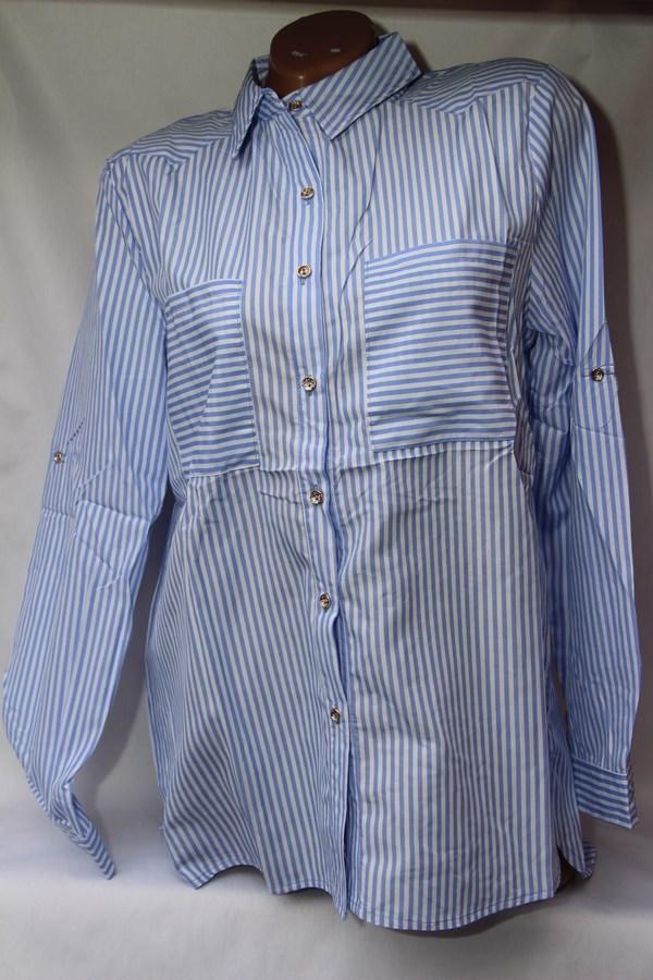 Рубашка женская оптом 1902807 8517