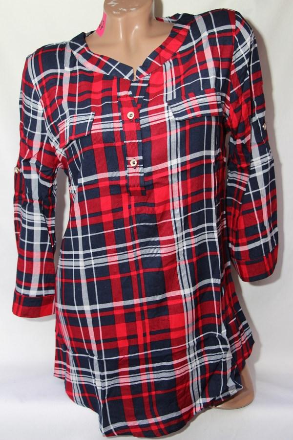 Рубашка женская оптом 1902807 8510
