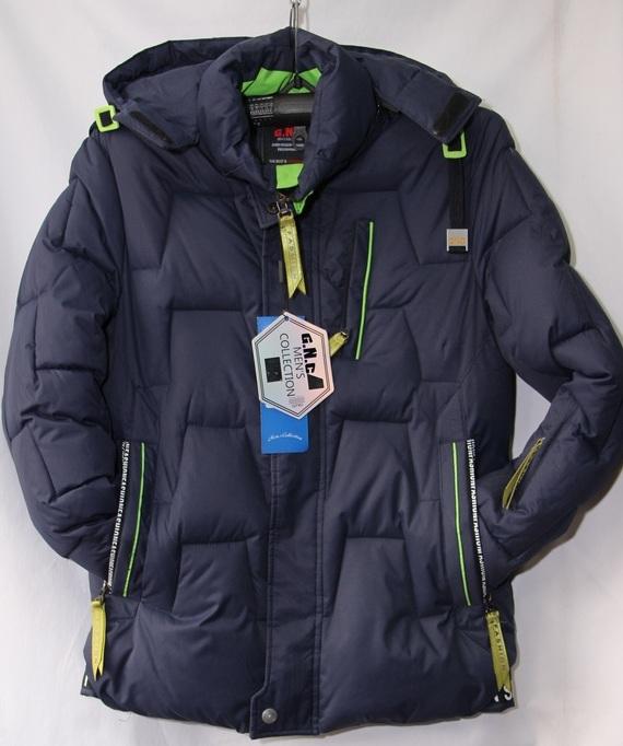 Куртки G.N.С мужские зимние оптом 91840237 E-42-2