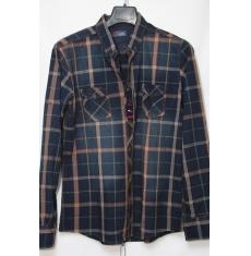 Рубашка  мужская Турция БАТАЛ RED LINE 25084854 2А051