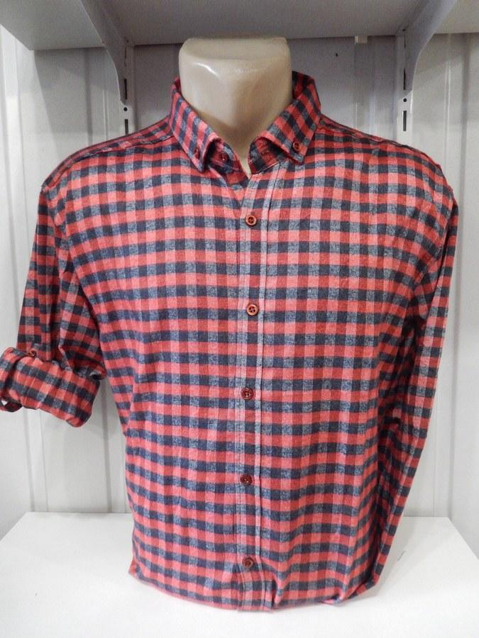 Рубашки мужские оптом 15101830 0222-55