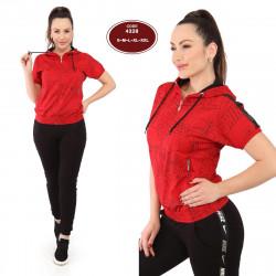 Спортивные костюмы  женские оптом 49763580 4328-16