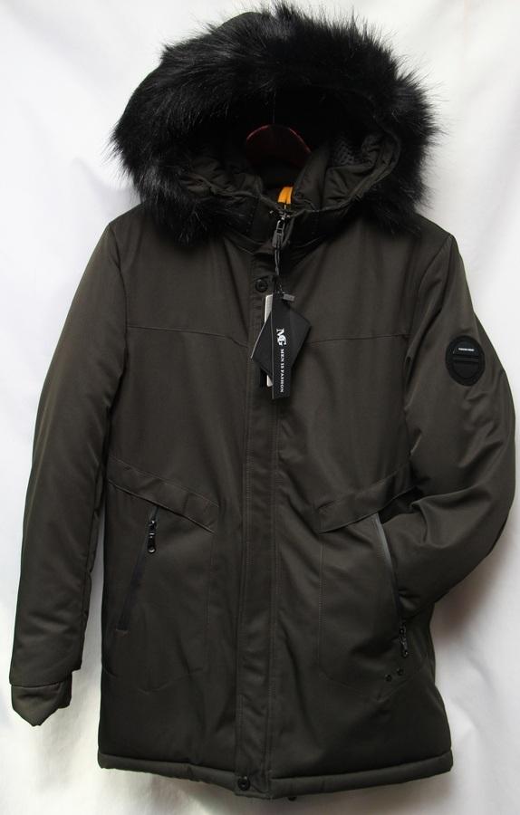 Куртки мужские HIN ARY GREEN оптом 98731605 L-2902H-1