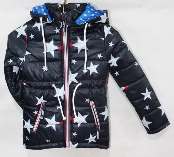 Куртки детские на девочку оптом 81259463 906-19