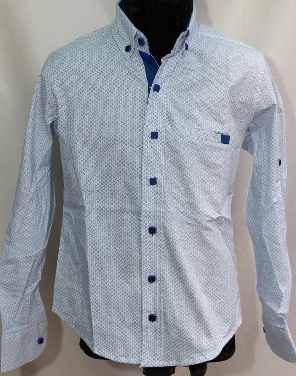 Рубашки подростковые  оптом 61572409 6445-160