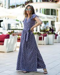 Платья женские оптом 05249386  100-2