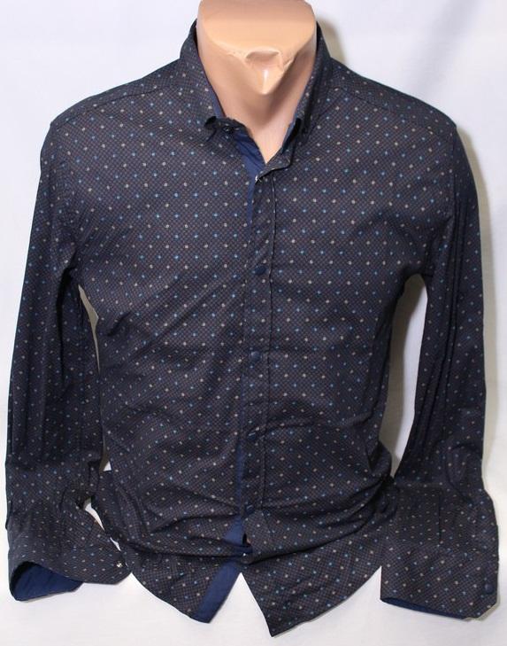 Рубашки PAUL STAR мужскиеТурция оптом 78106234