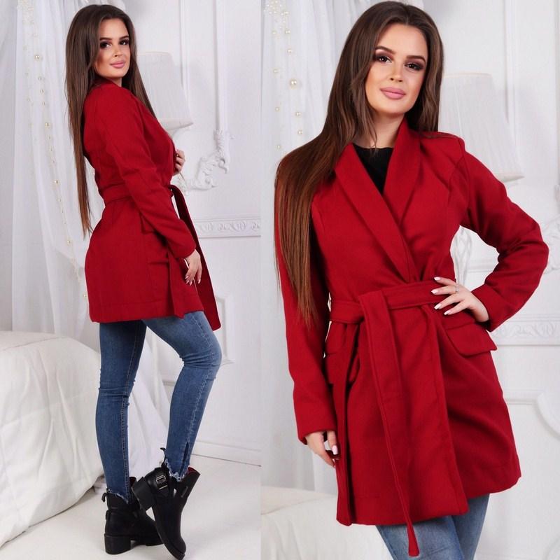 Пальто женские оптом 07459126 11-1