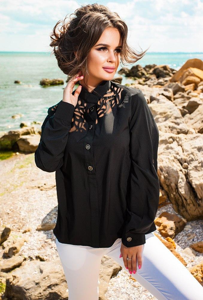 Блузы женские оптом 16074022 487-1