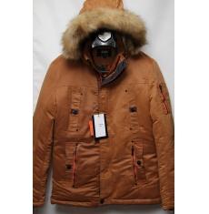 Мужская куртка MOSIDENG зимняя оптом Китай 01114976 1670-3