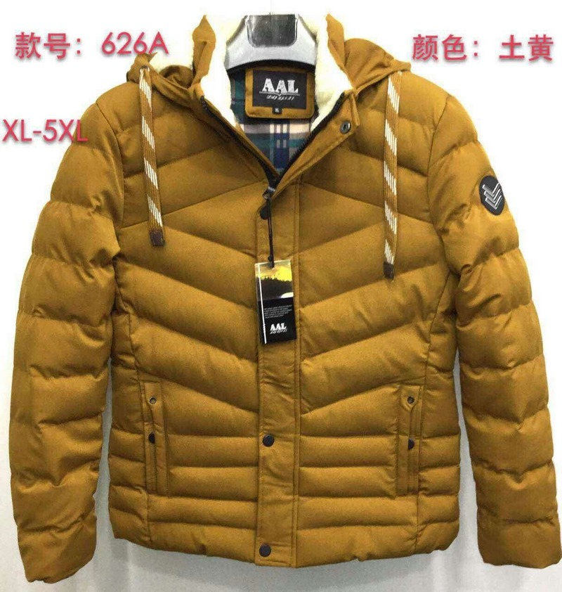 Куртки мужские AAL зимние  оптом 40379621 626А-99