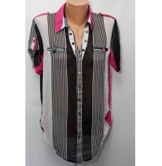 Рубашка летняя женская Батал 08056240232
