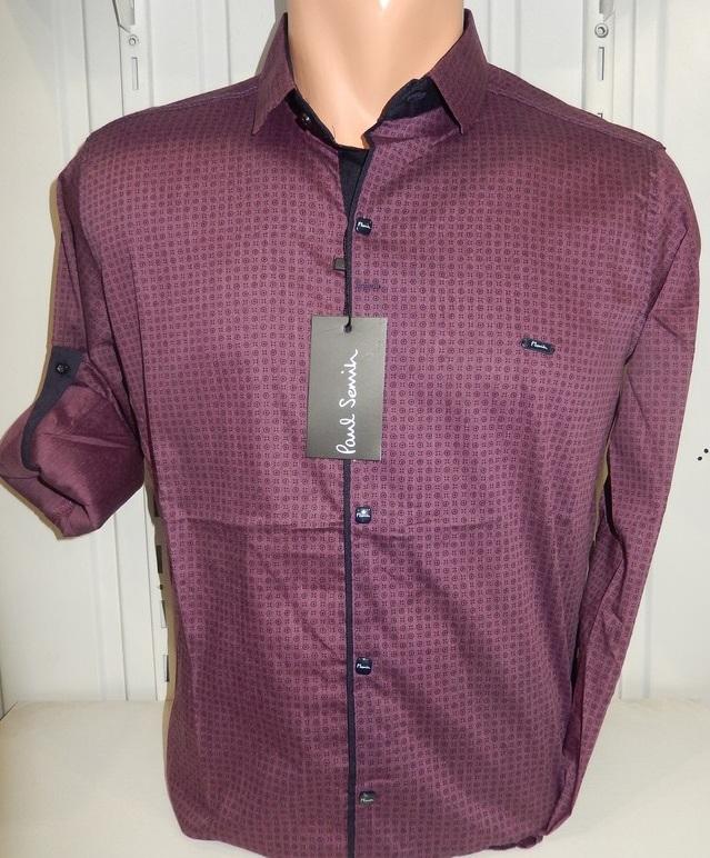 Рубашки мужские оптом 13081830 5208-4