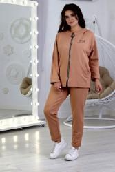 Спортивные костюмы женские ПОЛУБАТАЛ оптом 13908725 02-3
