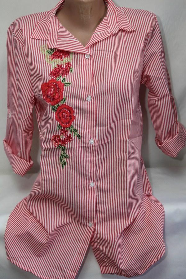 Рубашка женская  оптом 1702887 5576