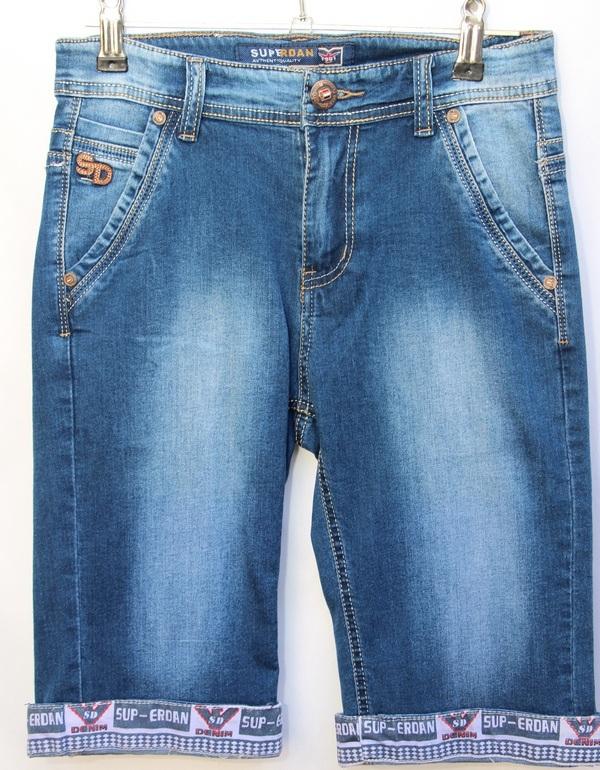 Шорты джинсовые детские оптом 60421395 1820