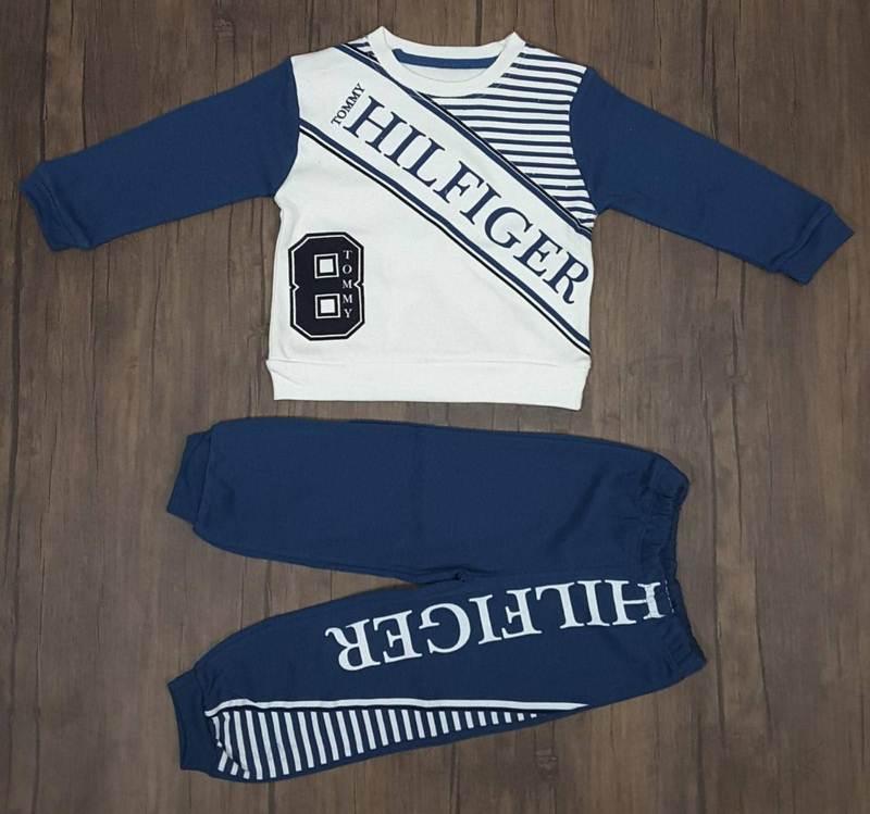 Спортивный костюм детский Hilfiger оптом 42158360 2-6