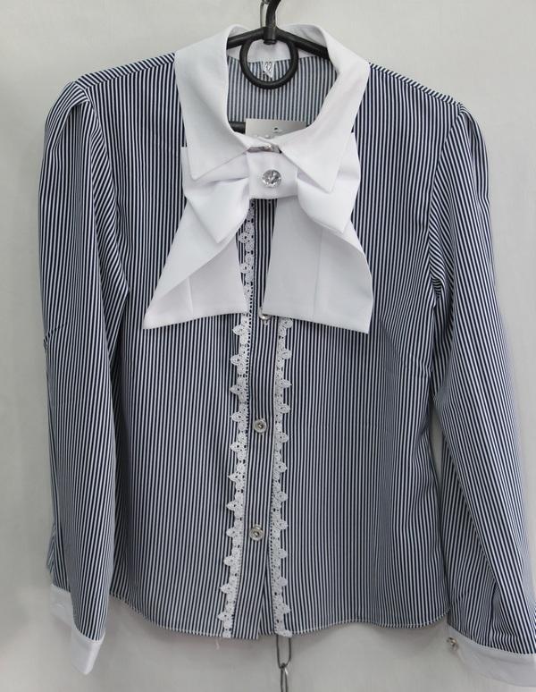 Блузы школьные оптом 98620513 01-67