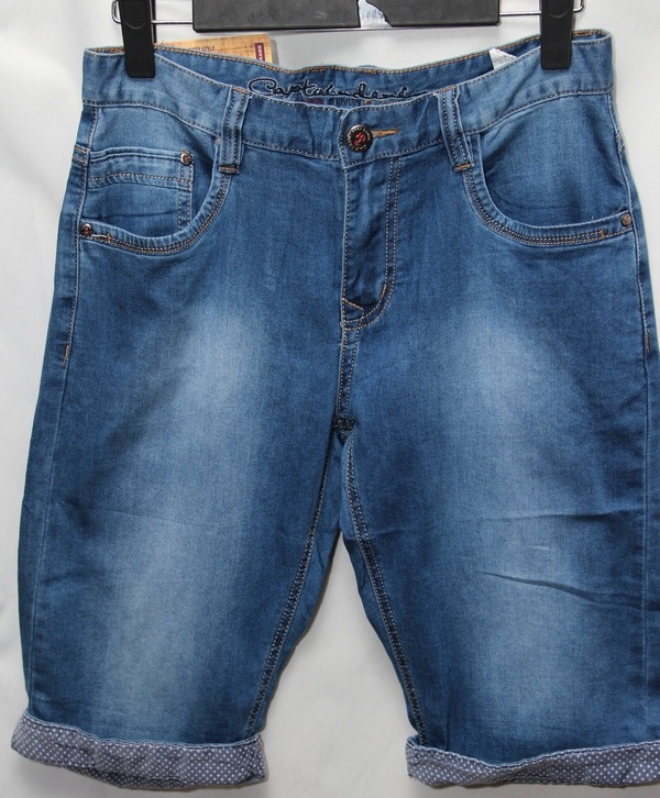 Шорты джинсовые мужские оптом 18352604 7509