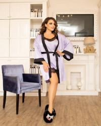 Ночные рубашки женские ПОЛУБАТАЛ оптом 65042719 8400-30