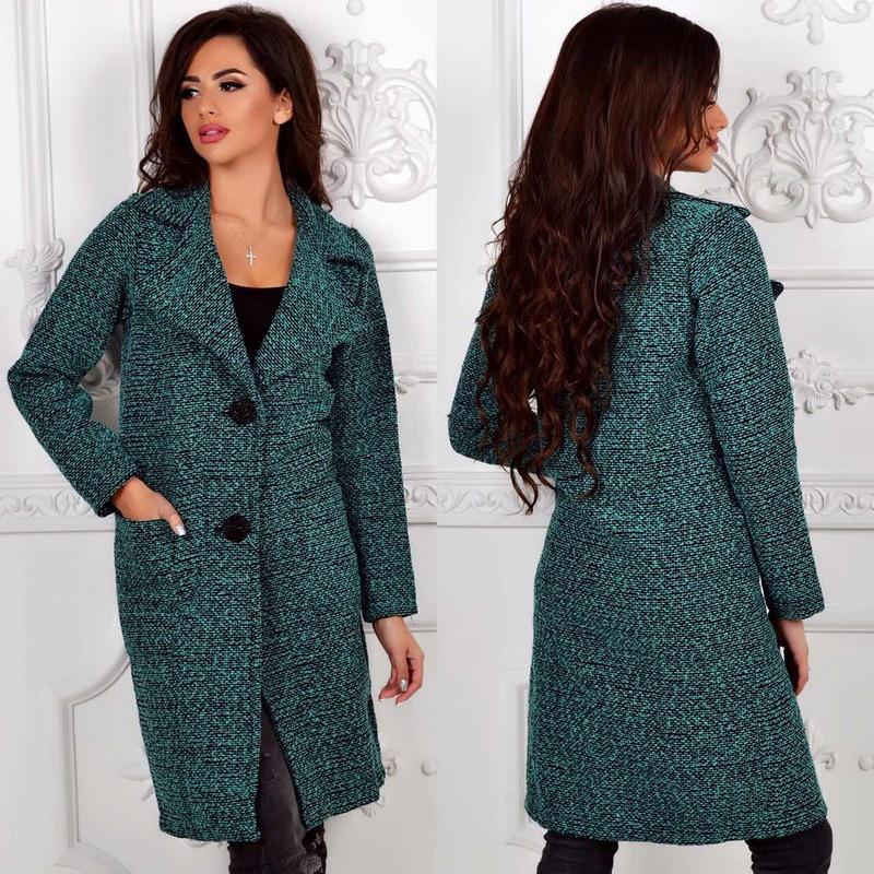 Пальто женские оптом  14105540 342-1-4