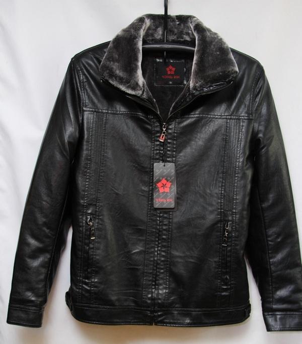 Куртки мужские ЧЭНЬ ИН BLACK оптом 25791403 516