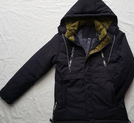 Куртки подросток на мальчика оптом 54198302 679-11