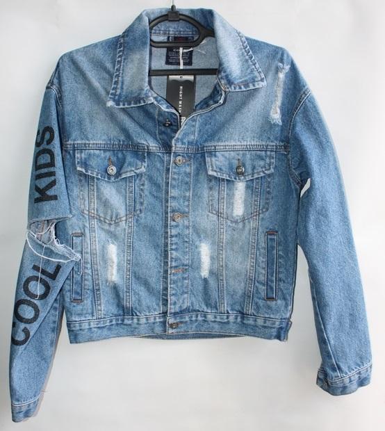 Куртки джинсовые RELUCKY  оптом 28763904 204
