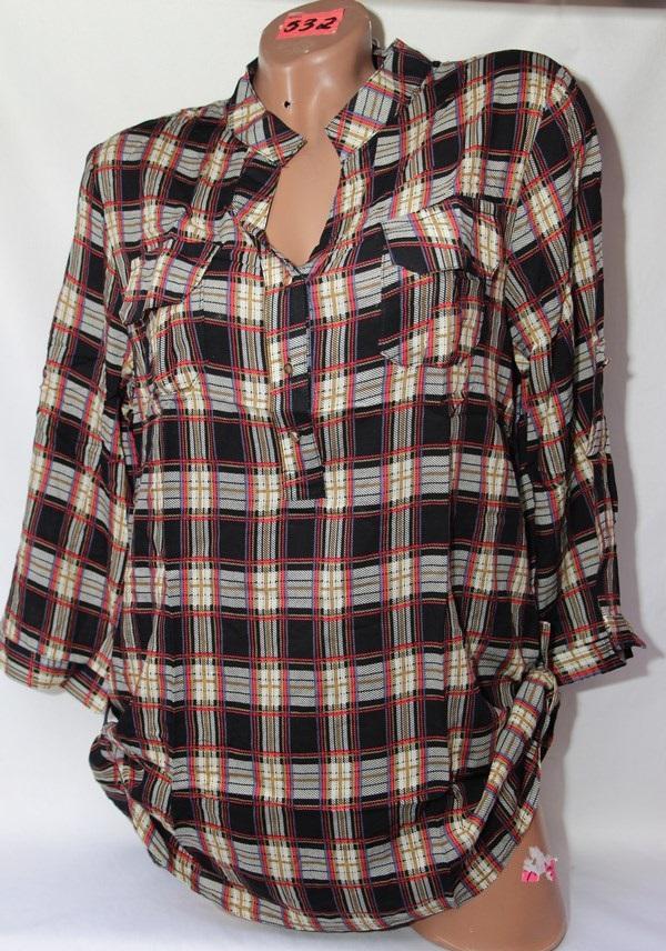 Рубашка женская оптом 1902807 8514