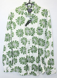 Рубашки мужские APEKS TRIKO оптом 38156740 11-239