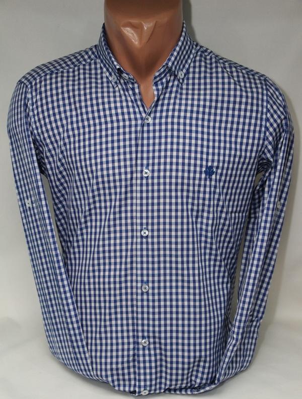 Рубашки мужские  оптом 49560327 9331-22