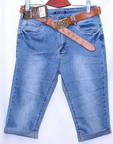 Капри женские джинсовые оптом 45976802 8968