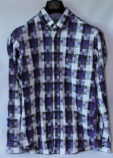 Рубашки мужские оптом 15104457 7639-24