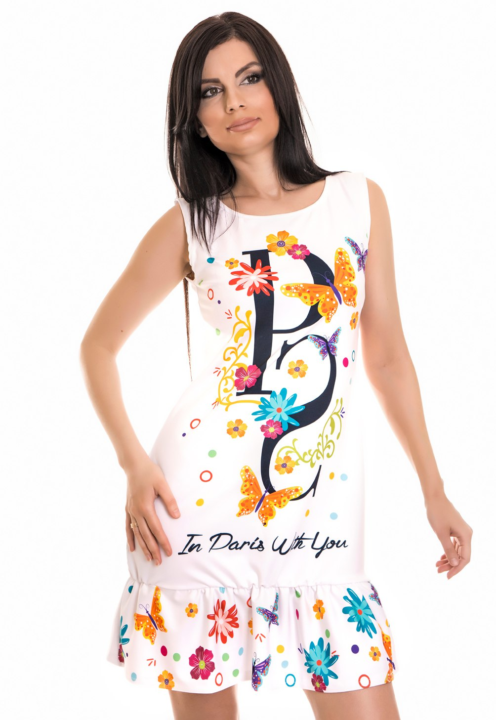 Платье женское оптом 19042335 925-1
