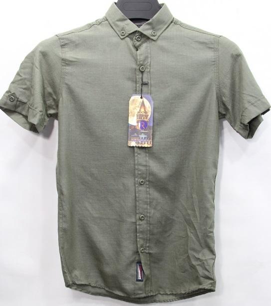 Рубашки мужские оптом 90851362 7-1-4