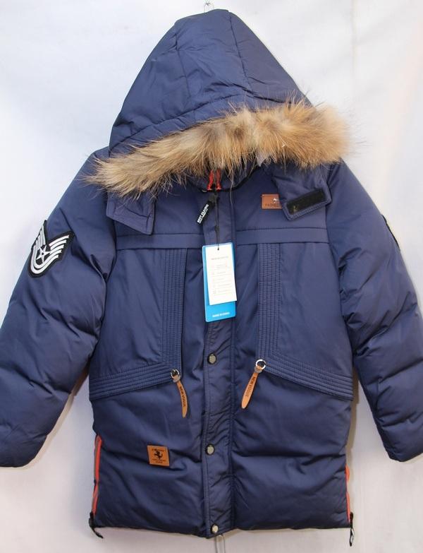 Куртки подростковые зимние оптом 20091076 10-3