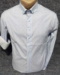 Рубашки мужские PLENTI оптом 81506243 03 -51