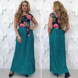 Платья женские ПОЛУБАТАЛ оптом 49153768 51-14