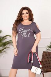 Платья женские БАТАЛ оптом 47518032  2011-10
