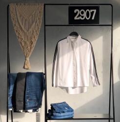 Рубашки женские оптом 70328691 01-4