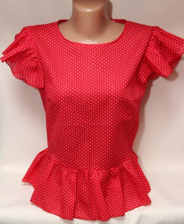 Блузы женские оптом 04063030 5752-3