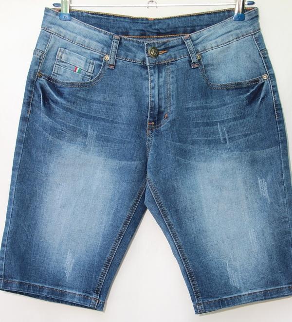 Шорты джинсовые мужские NEW JEANS оптом 05741689 8073