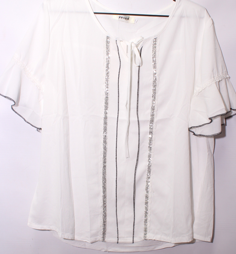 Блузки женские Yesen Китай оптом 90376821 А901-12