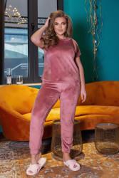 Ночные пижамы женские ПОЛУБАТАЛ оптом 69708352 06 -25