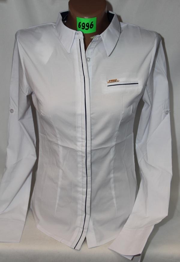 Блузы школьные оптом 24750398 6977-49