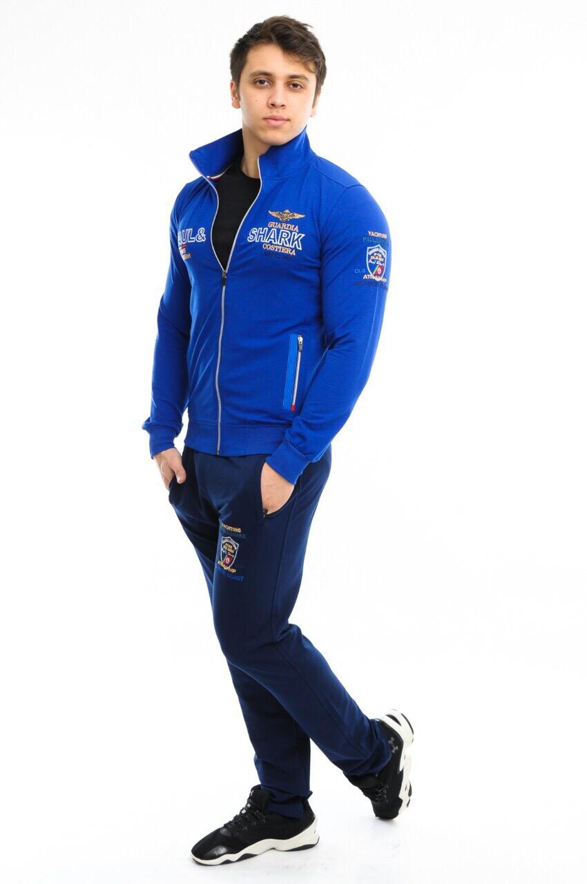 Спортивные костюмы мужские оптом 16034847 1707-20