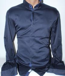 Рубашки мужские KARAVELLA оптом 23847695  01-57